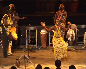 Africa Camut Barcelona.Camut Band