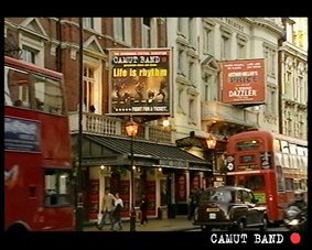 West End. Londres.Camut Band